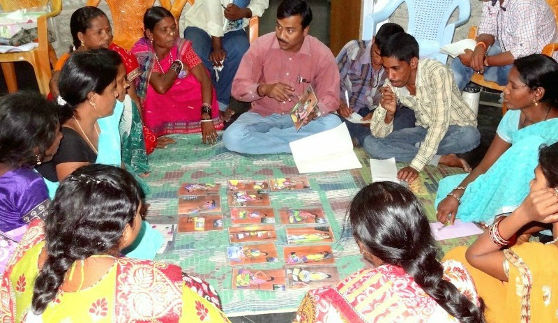 Adivasis in India and forest dependent communities workshops